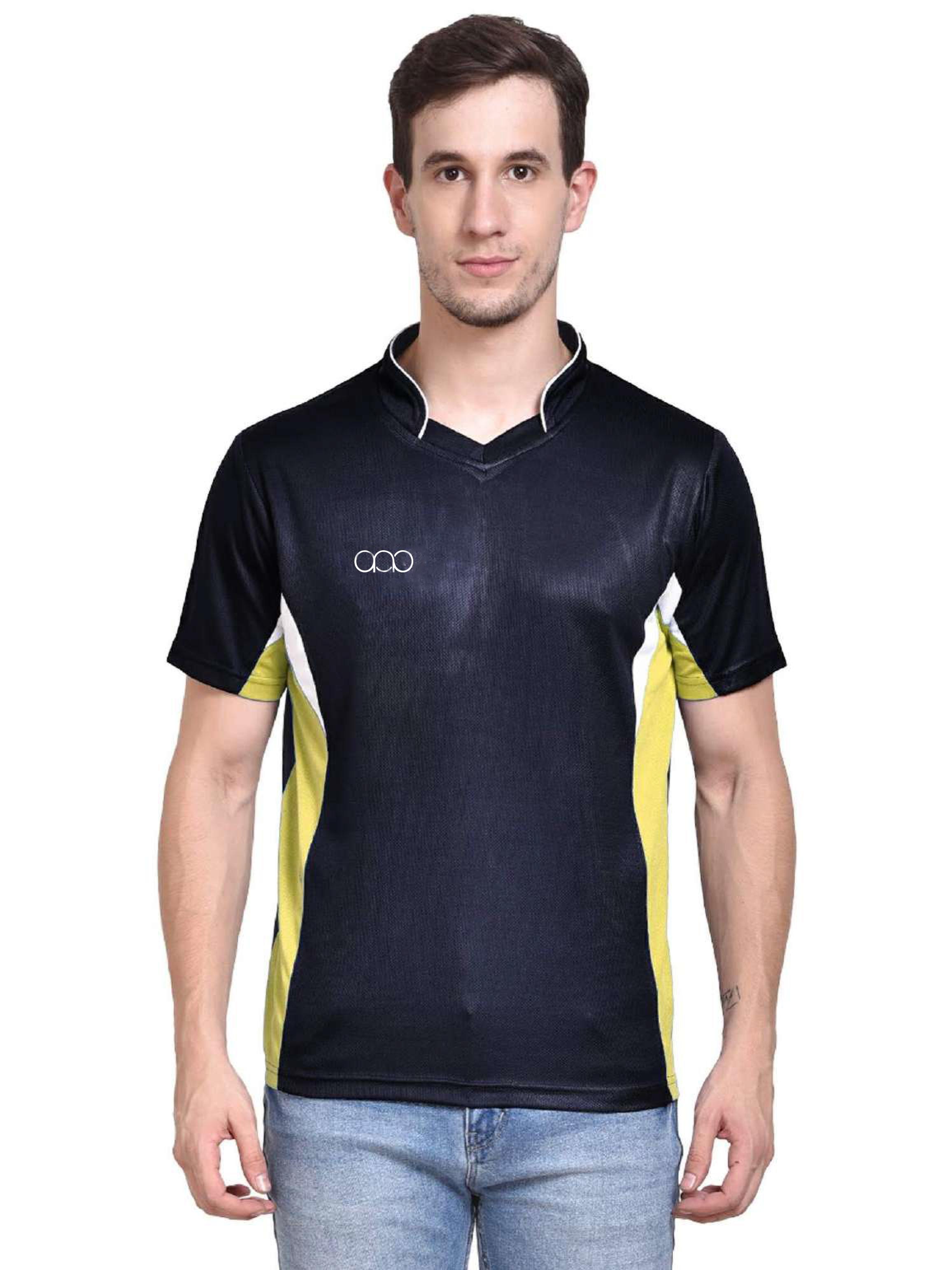 AC Atoms Half Sleeve T-shirt