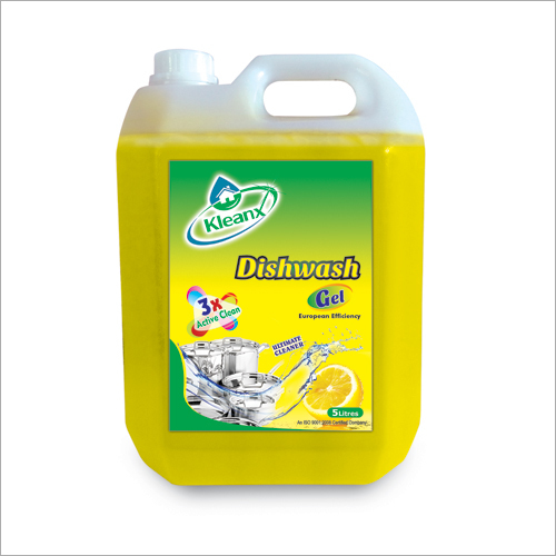 Dishwash Liquid Gel