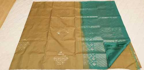 Fancy Soft Silk Saree - 8