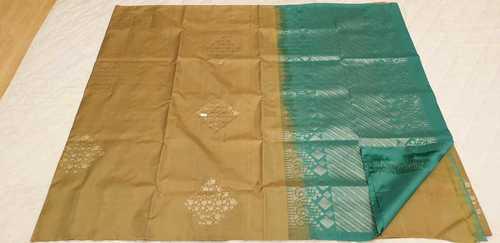 Fancy Soft Silk Saree - 8