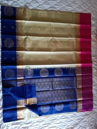 Fancy Soft Silk Saree - 22