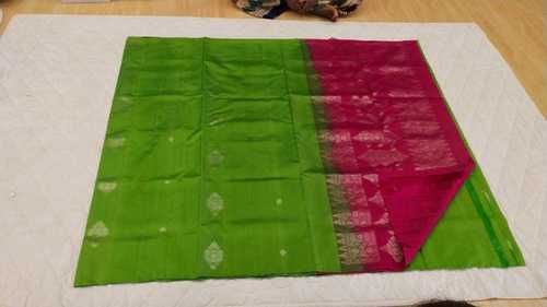 Fancy Soft Silk Saree - 24