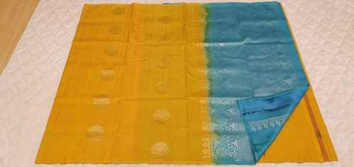 Fancy Soft Silk Saree - 27