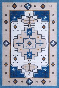 Cotton Lurix Flat Weave Rug