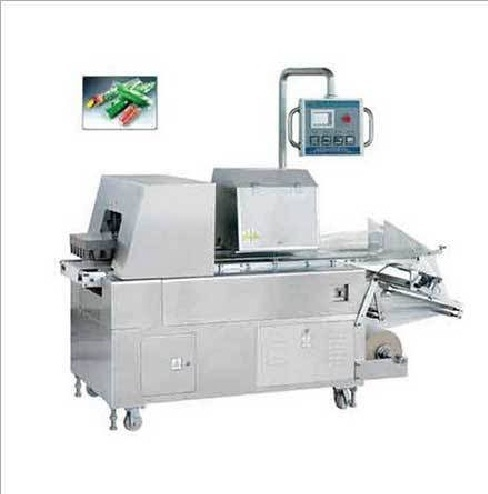 Automatic Vegetable Packaging Machine