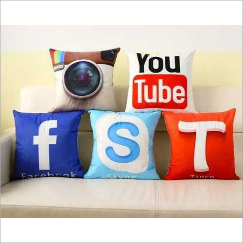 Promotional Printed Cushion