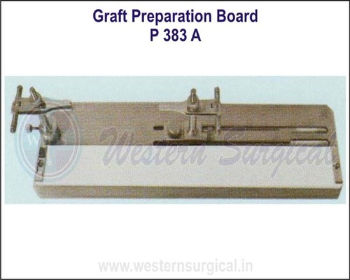 Graft Preparation Board