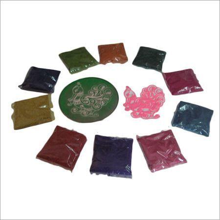 Rangoli Colour Manufacturer