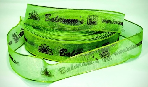 Printed Satin Ribbons