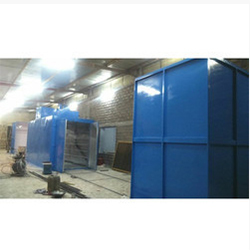 Powder Coating Plants