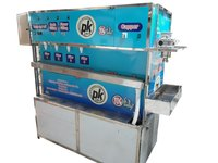 Counter Pressure 4 Head Carbonated(CSD) Mini Bottling Plant