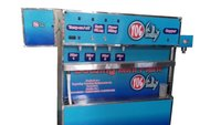 counter pressure 4 Head carbonated(CSD) plant
