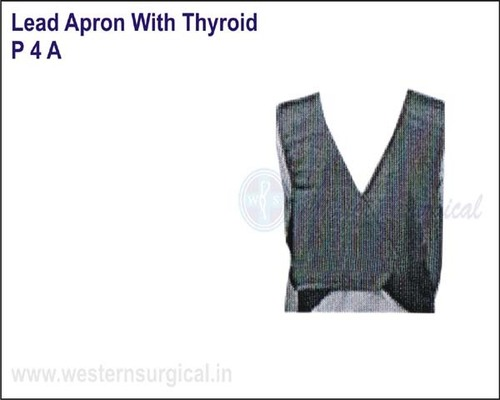 Lead Apron With Thyroid
