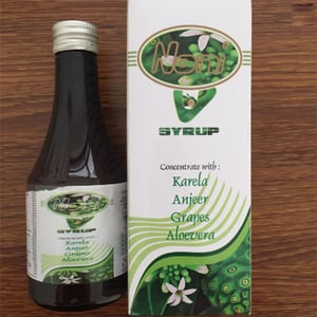 V Syrup (Karela Anjeer Grapes Aloevera)