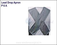 Lead Drop Apron