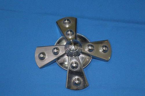 2B - WHEEL CAP DIAMOND FANCY