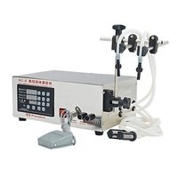 Digital Liquid Filling Machine Doble Head