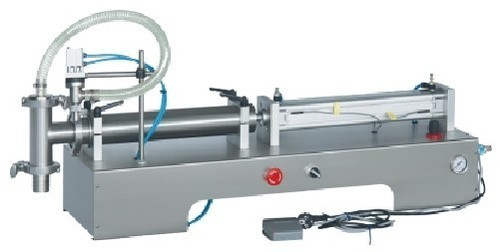 Liquid Filling Machine ( Single Nozzle ) (100-1000) ml