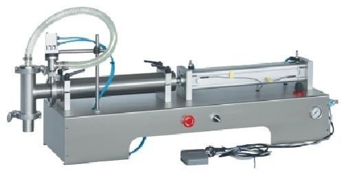 Single Nozzle Liquid Filling Machine (100-1000) ml