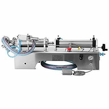 Liquid Filling Machine (Single Nozzle ) ( 50-500)ml