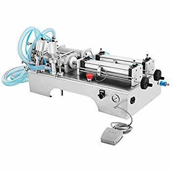 Liquid Filling Machine (Double Nozzle ) ( 50-500)ml