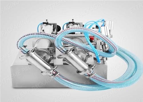 Liquid Filling Machine (Double Nozzle ) ( 100-1000)ml