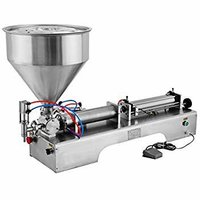 Pesticide filling  Machine ( Single Nozzle ) (100-1000)ml