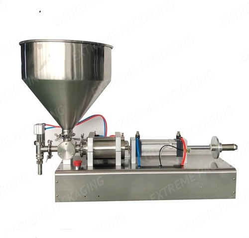 Pest Filling Machine (Single Nozzle) (50-500)ml