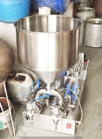 Pest Filling Machine (Double Nozzle) ( 100-1000)ml