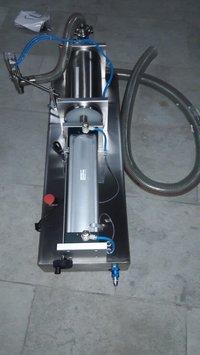 Cream  Filling Machine ( 500-5000) ml Single Nozzle