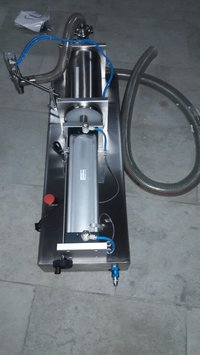 Liquid Filling Machine ( 500-5000) ml Single Nozzle