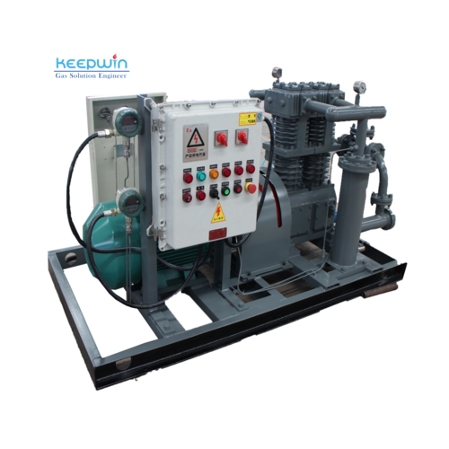 Liquefied Petroleum Gas LPG Compressor for Filling Station