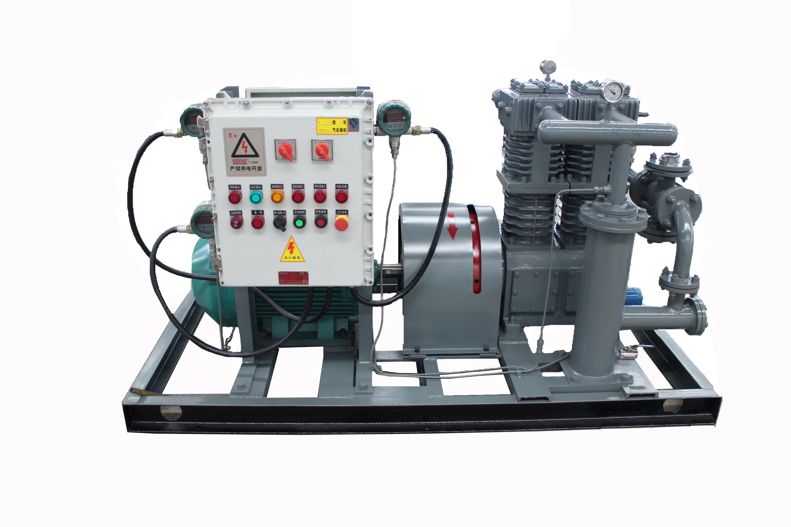 Liquefied Petroleum Gas LPG Compressor for Filling Station