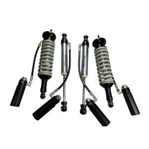 4wd Offroad Adjustment Shock Absorber Kit for Tocoma 4×4 Lifting Offroad Dual Speed&rebound Adjustment Suspension for Tocoma