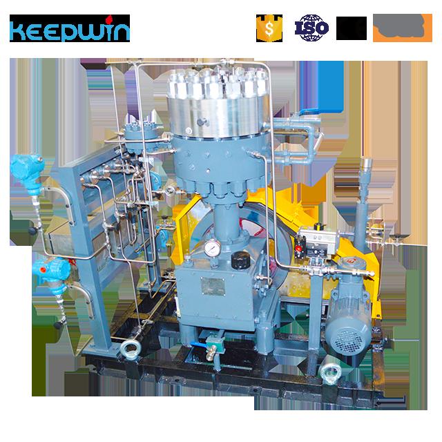 100% Contamination Free Compression Nitrogen Diaphragm Compressor
