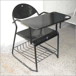 Metal Writing Pad Chair