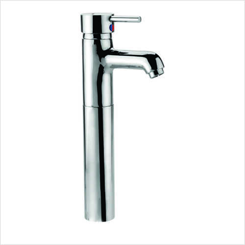 FLORA SINGLE LEVER BASIN MIXER WITH EXTENDED BODY