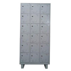 18 Door Industrial Locker
