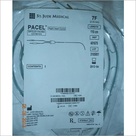 Bipolar Pacing Catheter