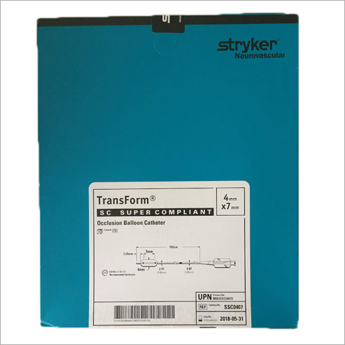 Stryker Occlusion Balloon Catheters