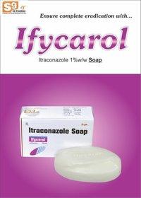 Itraconazole1% w/w Soap