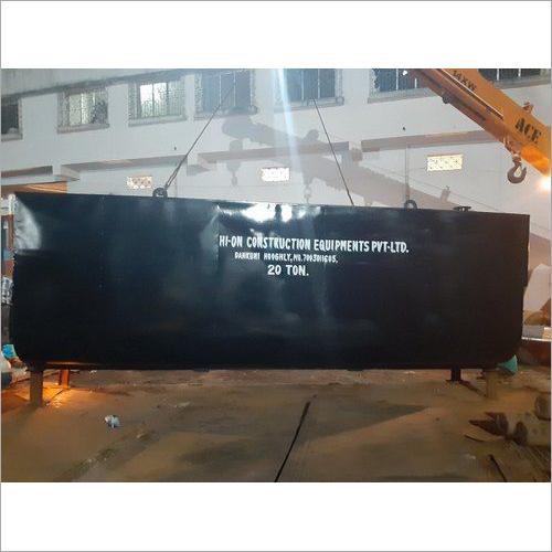 20000 Ltr Insulated Bitumen Tank