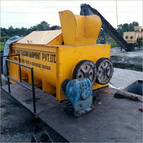 Wet Mix Pug Mill Plant
