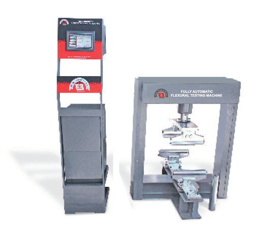 Flexural Strength Testing Machine - Fully Automatic - Servo Controlled
