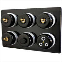 Antique Black Finish Heritage Switch