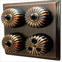 Antique Copper Finish Heritage Switch