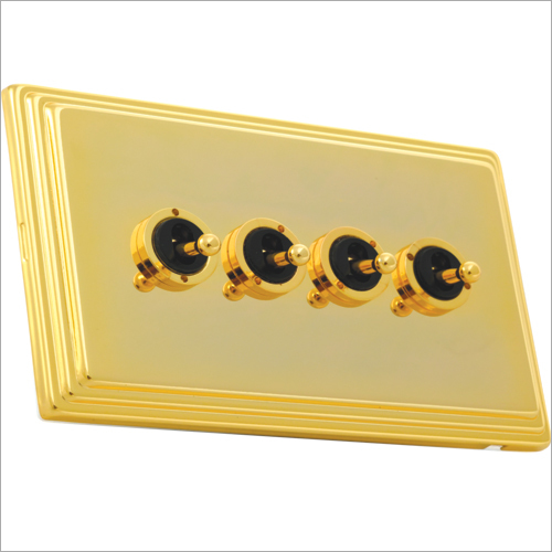 24Kt Gold Plated Dolly Switch