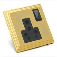 1 Gang Heritage Socket With ON/OFF Switch