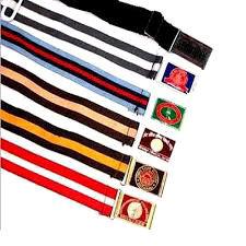 Boy School Uniform Belt