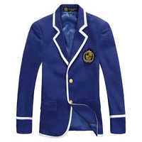 Blue School Blazer